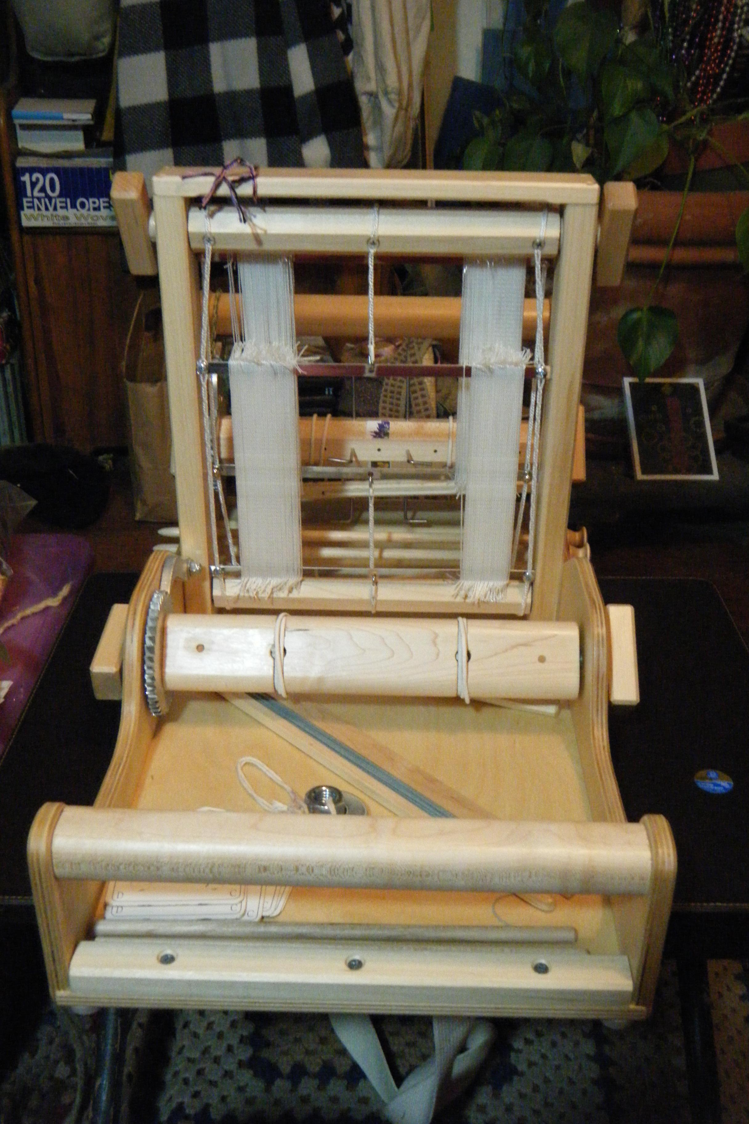 Big Wave Loom   Randomrabbit's Blog